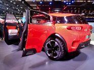 Citroën Aircross Concept Back IAA 2015