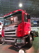 JAC Runner HFC 1132 2012