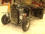 '31 Ford Model A (Auto classique)