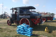 Foden no. 13068 - ST - EU 3763 at Hollowell 2011 - Picture 023+