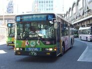 KL-MP37JK Toei Bus B-K520