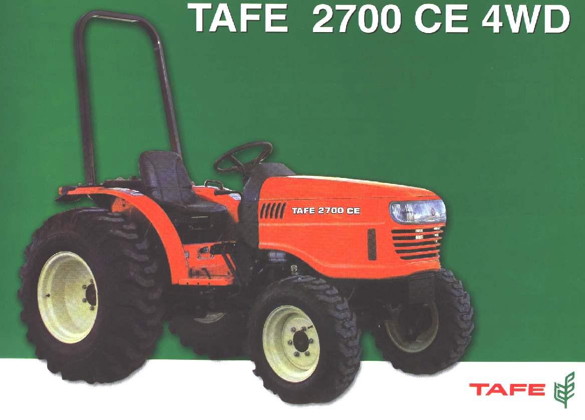 TAFE 2700 CE