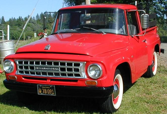 International 900 Pickup
