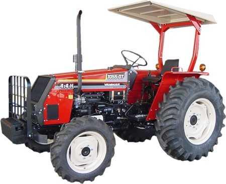 Yanmar Agritech 1055 DT H