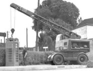 1940s Coles Ulysses Yardcrane