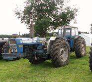 A 1960s DOE Triple D180 4WD Tractor