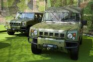 Beijing Benz Jeep Warrior 2020 - 1