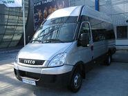 AMZ Iveco Daily bus