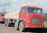 A 1950s LEYLAND Octopus Diesel Lorry