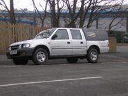 1998-2001 Holden TF Rodeo (R9) LX 4-door utility 01