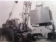A 1970s Neal Mobile Crane Diesel 10 T