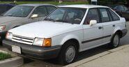88-90 Ford Escort LX 5-door