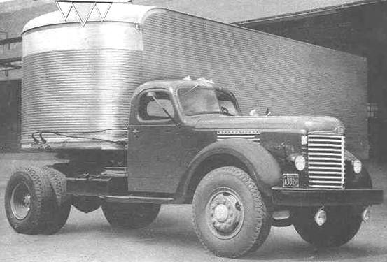 International KBR-12 Truck