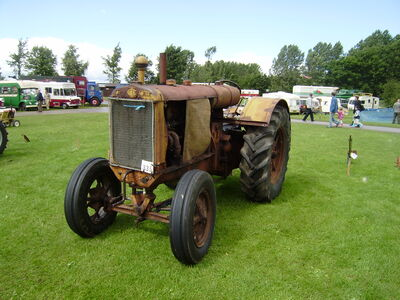 Twin City 21/32 tractor