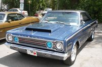'67 Plymouth Belvedere (Cruisin' At The Boardwalk '11)
