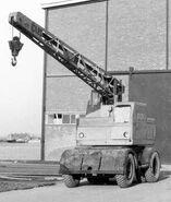 1940s Coles EMA MK2 Yardcrane