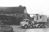 A 1960s Smith Of Rodley T20 Albiion Cranetruck