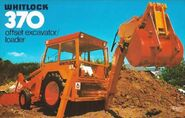 A 1960s Whitlock Brothers 370 Digger Loader