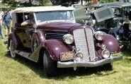 1934 Buick Series 60 Convertible Phaeton