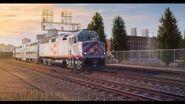 Train Sim World Peninsula Corridor Coming August 15th