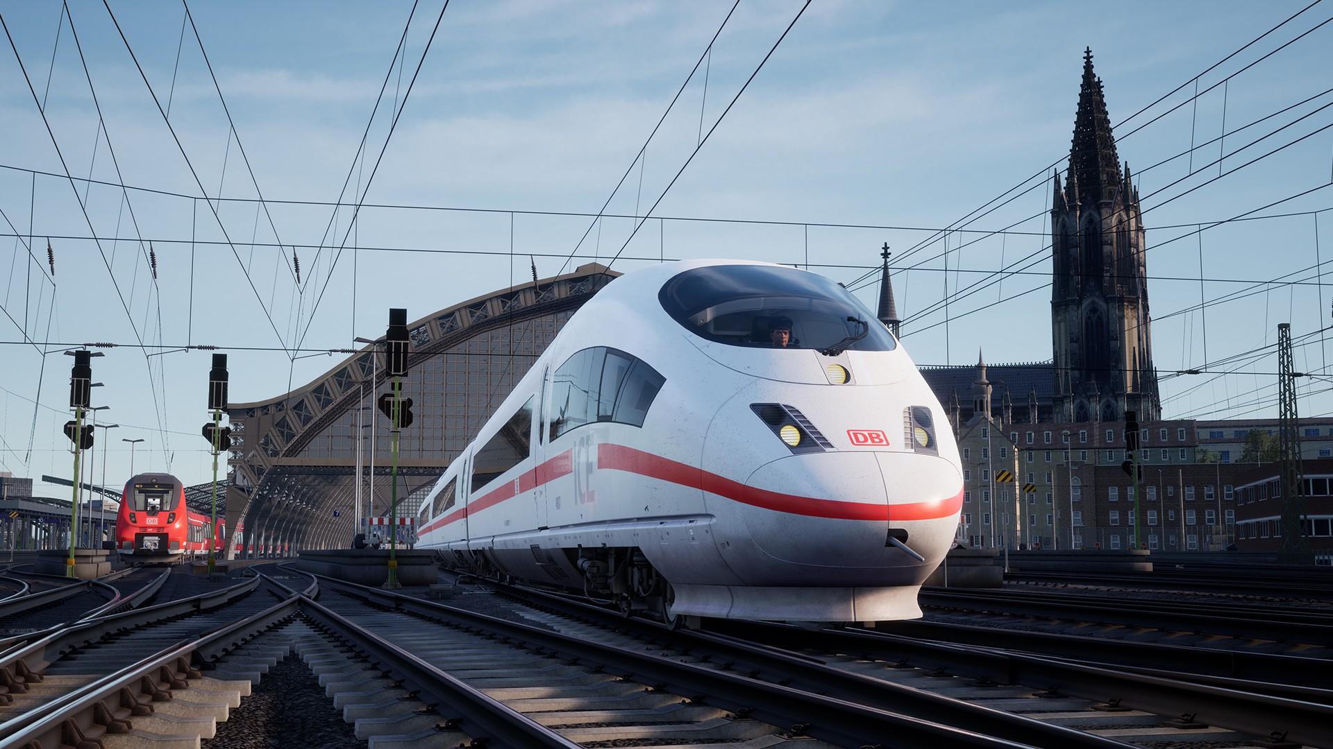 Köln Schnellfahrstrecke