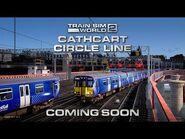 Train Sim World 2- Cathcart Circle Line- Glasgow - Newton & Neilston Route Coming Soon