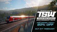 Train Sim World Main-Spessart Bahn OUT NOW