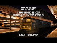 Train Sim World 2- Diesel Legends of the Great Western