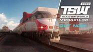 Train Sim World Caltrain MP36PH-3C 'Baby Bullet' OUT NOW!