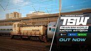 Train Sim World Amtrak SW1000R OUT NOW!