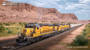 Union Pacific SD40-2