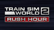 Train sim world rush hour logo