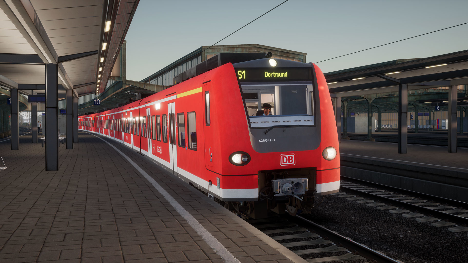 Hauptstrecke Rhein-Ruhr