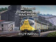Train Sim World 2- Clinchfield Railroad- Elkhorn - Dante Route - Out Now!