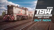 Caltrain MP15DC Diesel Switcher Out Now