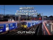 Train Sim World 2- Cathcart Circle Line- Glasgow - Newton & Neilston Route Out Now