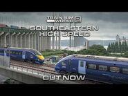 Train Sim World 2- Southeastern High Speed- London St Pancras - Faversham