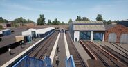 TSW2 - Ryde St John's Road Station