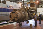 Beech Grove P40DC Overhaul