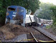 Amtrak wreck