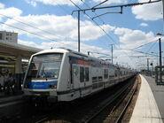Île-de-France Transilien MI2N n°16E RER E Noisy-le-Sec RER