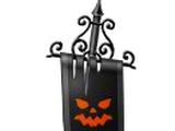 Halloweenflagge (Geschenk)