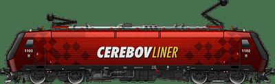 Cerebov E-412
