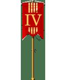 Christmas Flag IV
