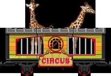 Giraffe Stock Car