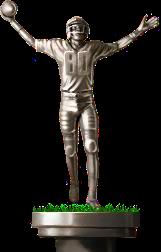 Jerry Rice Statue