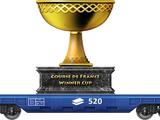 Winner's Cup Carrier
