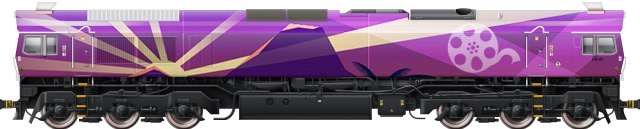 Blockbuster Class 77
