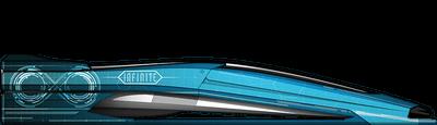 Infinite Maglev 1