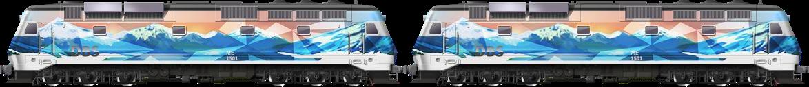 Alp Transport Double